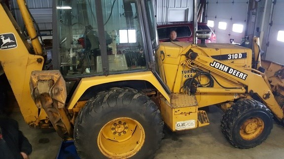 John Deere 310 Loader Backhoe For Sale