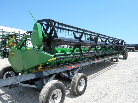 2013 John Deere 630F Header/Platform For Sale