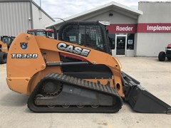 Skid Steer-Track For Sale 2015 Case TR320 , 92 HP
