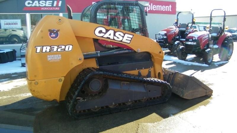 2013 Case TR320 Skid Steer-Track For Sale