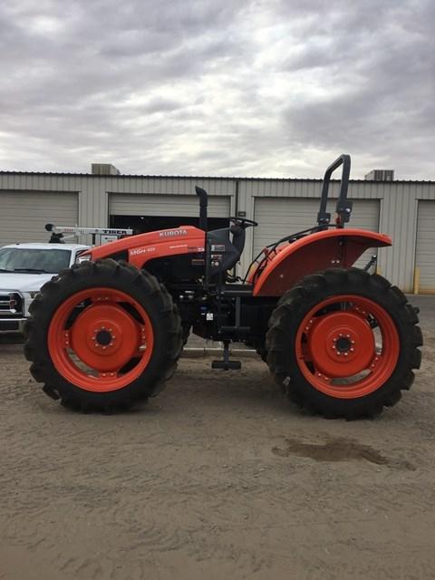 Kubota M6H-101SHD Tractor