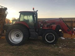Tractor For Sale 2010 Case IH MAGNUM 245 , 248 HP