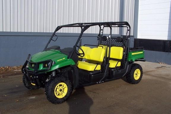 2012 John Deere XUV 550 S4 GREEN Utility Vehicle For Sale
