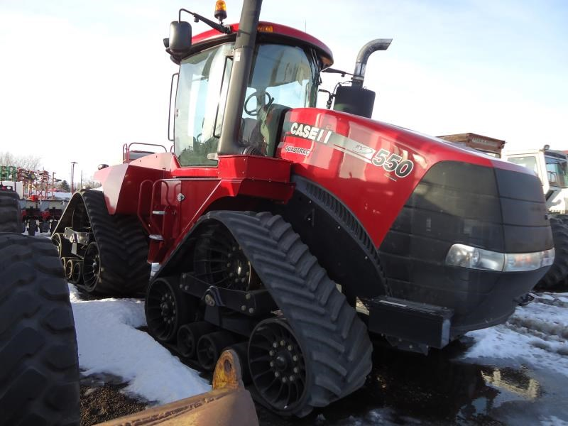 2014 Case IH 550 QUAD Tractor For Sale