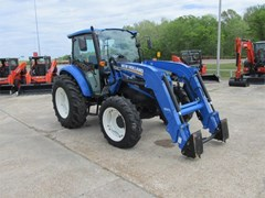 Tractor For Sale 2013 New Holland T4.75 , 67 HP