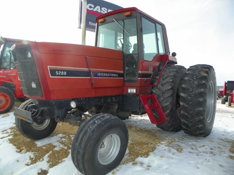 1981 International 5288 Tractor For Sale