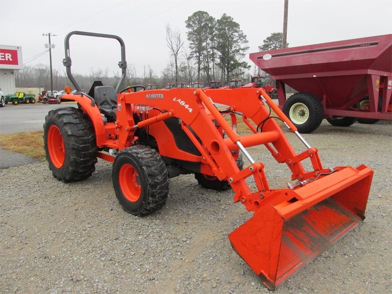 2013 Kubota MX5100DT Tractor For Sale
