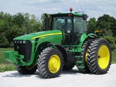Tractor For Sale 2006 John Deere 8230 , 200 HP