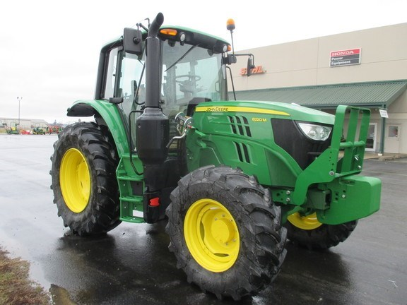 2017 John Deere 6120M Tractor For Sale
