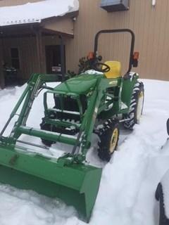 Tractor For Sale 2014 John Deere 3032E , 32 HP