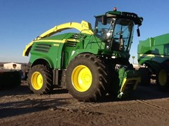 Forage Harvester-Self Propelled For Sale 2016 John Deere 8600