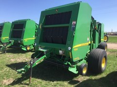 Baler-Round For Sale 2012 John Deere 568