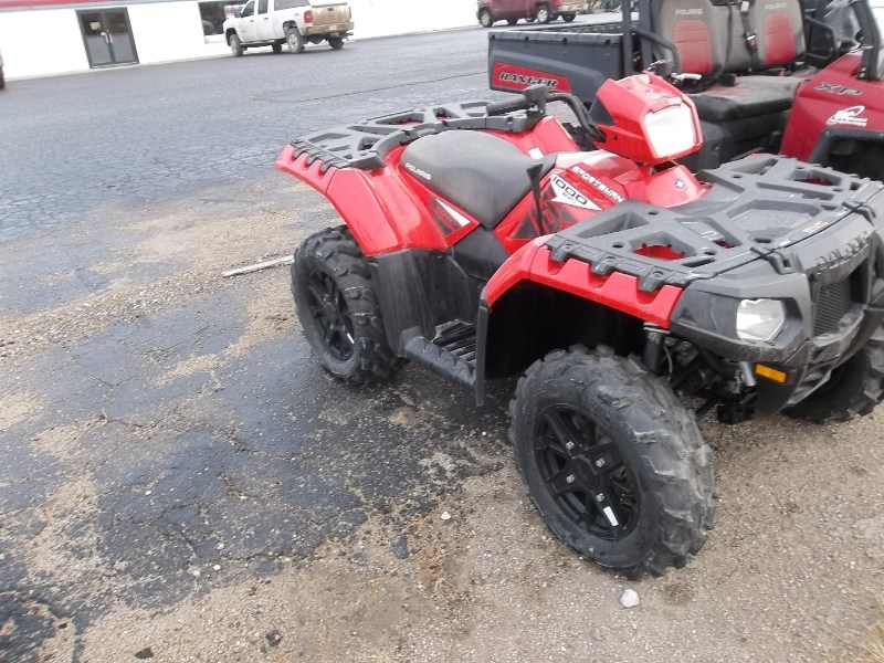 2016 Polaris 1000 Sportsman LTD ATV For Sale
