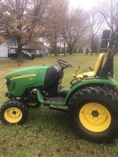 Tractor For Sale 2011 John Deere 2520 , 17 HP