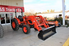 Tractor  2017 Kioti DK4510HS , 45 HP