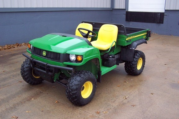 2005 John Deere HPX 4X4 Utility Vehicle For Sale