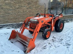 Tractor For Sale:  1997 Kubota L2350DT