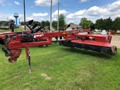 Mower Conditioner For Sale 2010 Case IH DC132