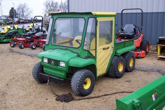 1998 John Deere 6X4 Utility Vehicle For Sale