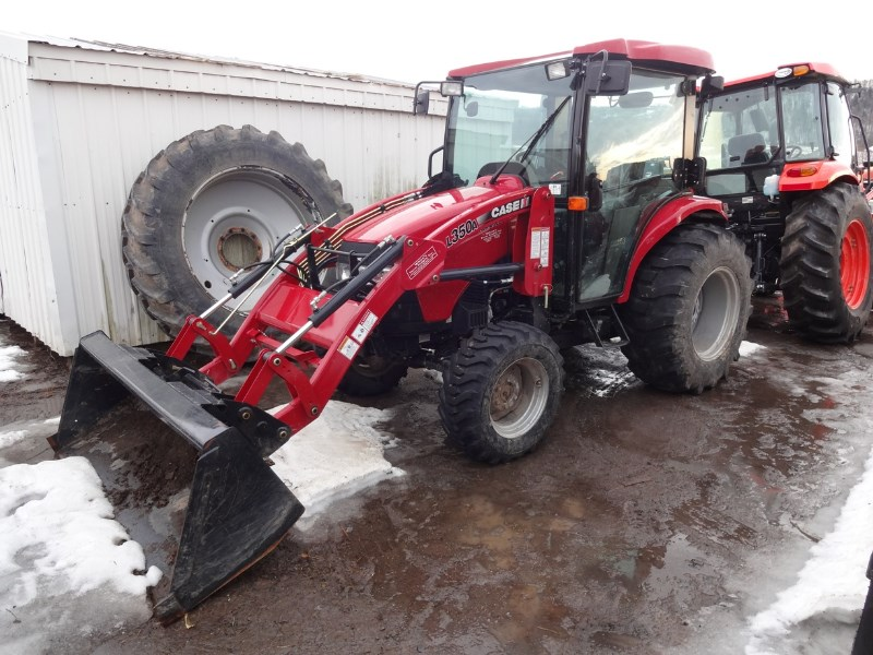 2015 Case IH Farmall 55C Tractor - Compact For Sale