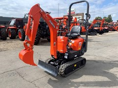 Excavator-Mini For Sale 2021 Kubota K008T4 , 10 HP