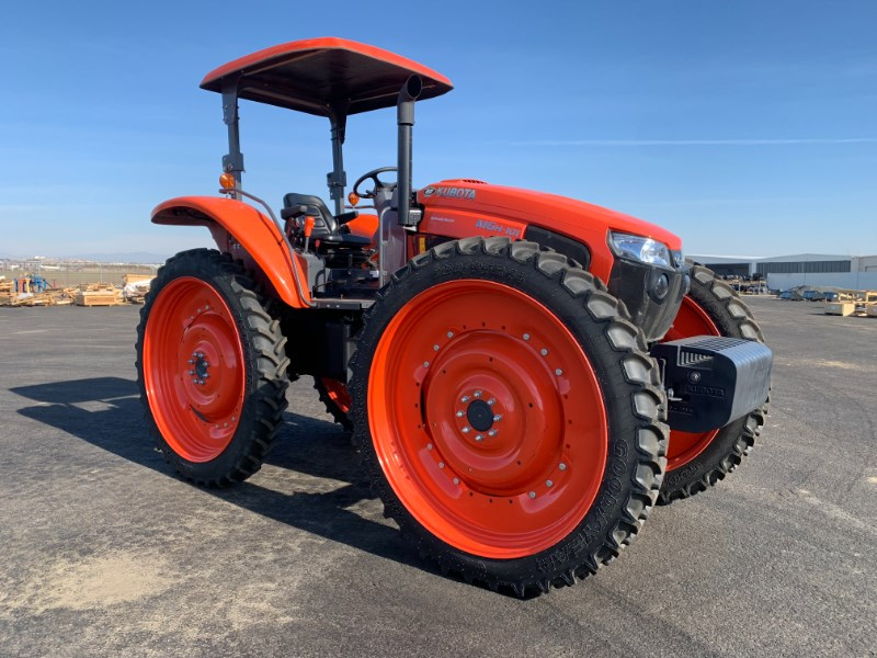 2020 Kubota M6H-101 Tractor For Sale