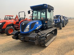 Tractor For Sale 2021 New Holland TK4.100M , 98 HP