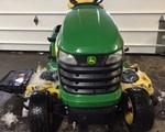 Riding Mower For Sale: 2014 John Deere X320