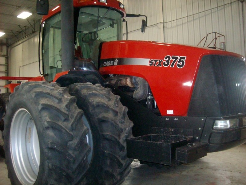 2001 Case IH STX375 Tractor For Sale