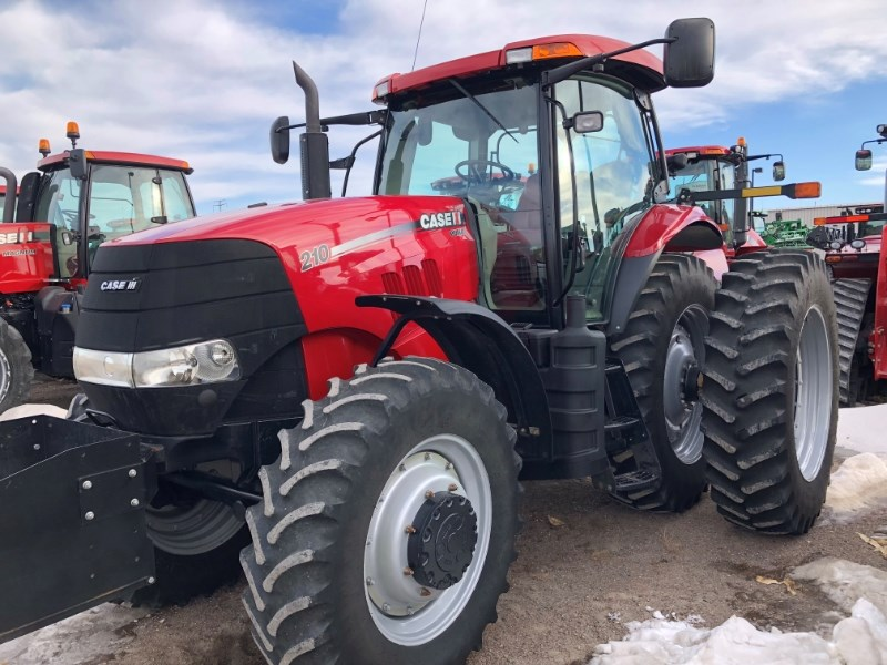 2008 Case IH 210 PUMA Tractor For Sale