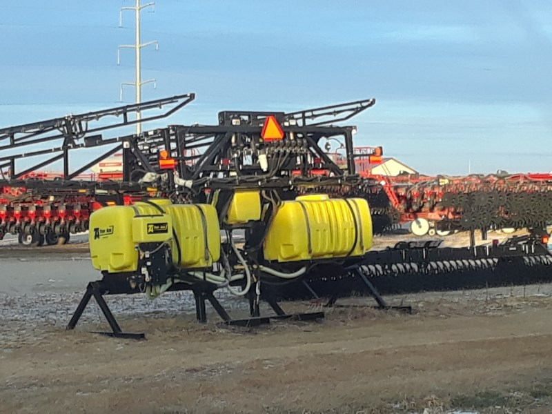 2014 Top Air 600G903PT Sprayer-3 Point Hitch For Sale