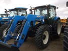 Tractor For Sale:  2008 New Holland T6030 , 115 HP