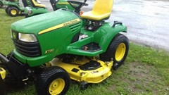 Riding Mower For Sale 2006 John Deere X720 , 27 HP