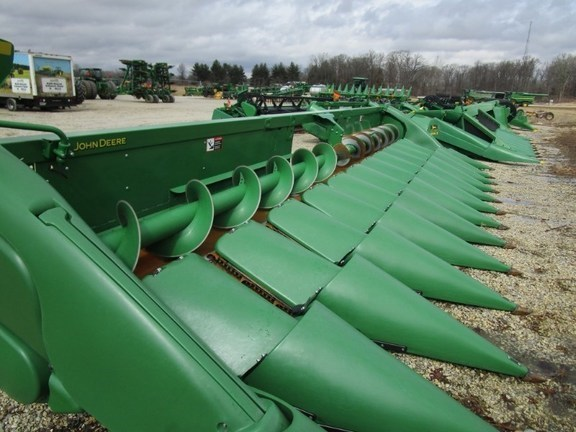 "2018 John Deere 712C-30"",I Header-Corn For Sale"