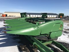 Header-Corn For Sale:  2009 John Deere 606C STALKMASTER