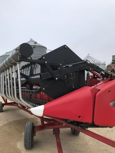 2011 Case IH 3020 Header-Draper/Flex For Sale