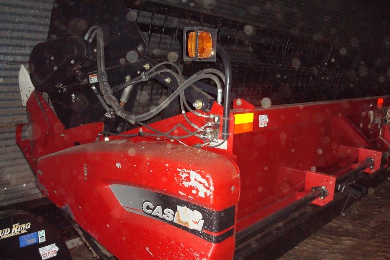 2008 Case IH 2020 Header-Draper/Flex For Sale