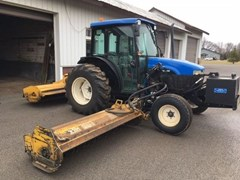 Tractor For Sale 2001 New Holland TN75S , 75 HP