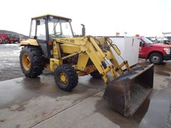 Tractor For Sale 1995 New Holland 545D Turbo , 66 HP