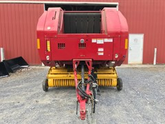 Baler-Round For Sale 2013 New Holland BR7060