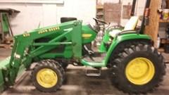 Tractor For Sale 2002 John Deere 4310 , 32 HP