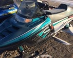 Snowmobile For Sale: 1996 Polaris 1996 INDY TRAIL 488 Fan Cooled