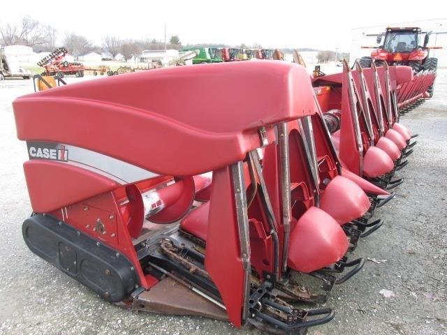 2009 Case IH 3408 Header-Row Crop For Sale