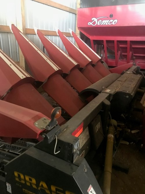 Header-Corn For Sale:  2013 Drago 630