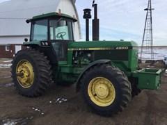 Tractor For Sale:  1983 John Deere 4650 , 188 HP