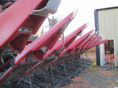 Header-Corn For Sale:  2009 Drago 830