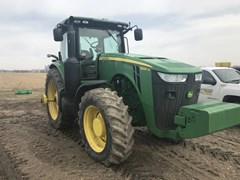 Tractor For Sale:  2011 John Deere 8285R , 285 HP