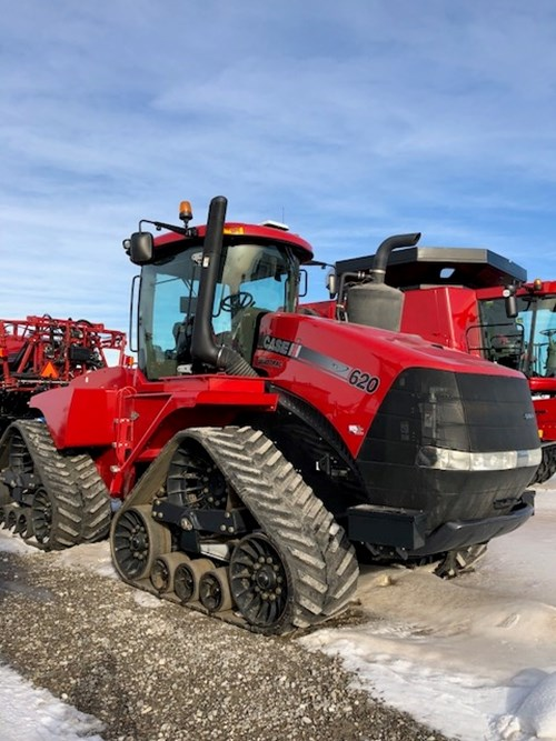 Tractor For Sale:  2015 Case IH STGR 620 , 620 HP