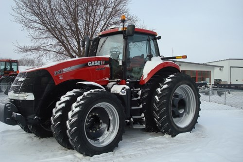 Tractor For Sale:  2014 Case IH 340 MAG CVT , 340 HP