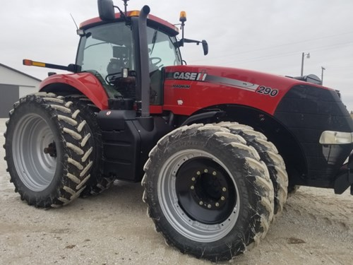 Tractor For Sale:  2011 Case IH 290 MAG , 290 HP